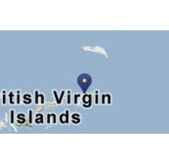 Ön Virgin Gorda Island