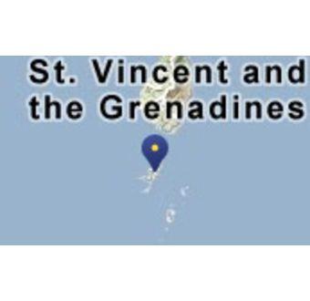 Ön Bequia og Admiralty Bay