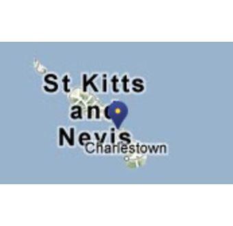 White House Bay (Ön St. Kitts)