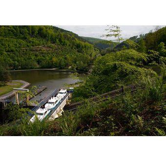 Båthissen i Arzviller