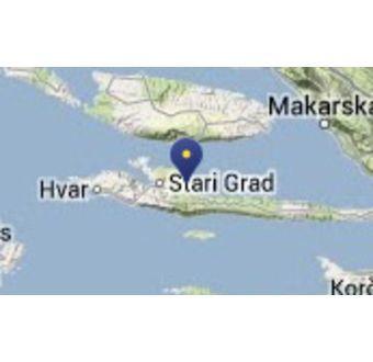 ACI Marinan på ön Hvar
