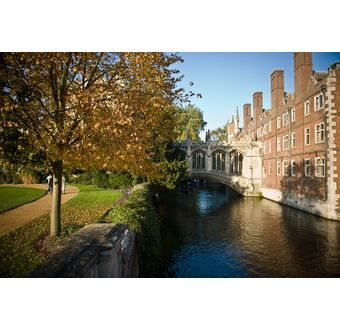 Billeder från området - Cambridge