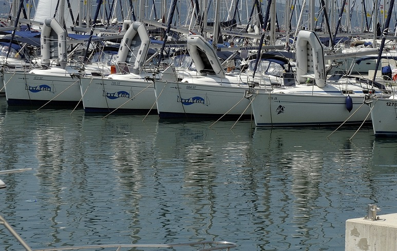 Aten - Alimos Marina (MG Yachts)
