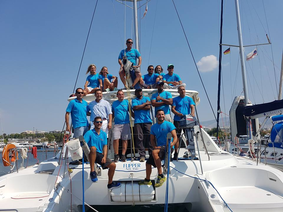 Aten - Alimos Marina (Athenian Yachts)