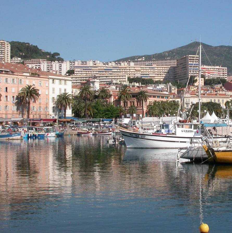 Ajaccio (Dream Yacht Charter)
