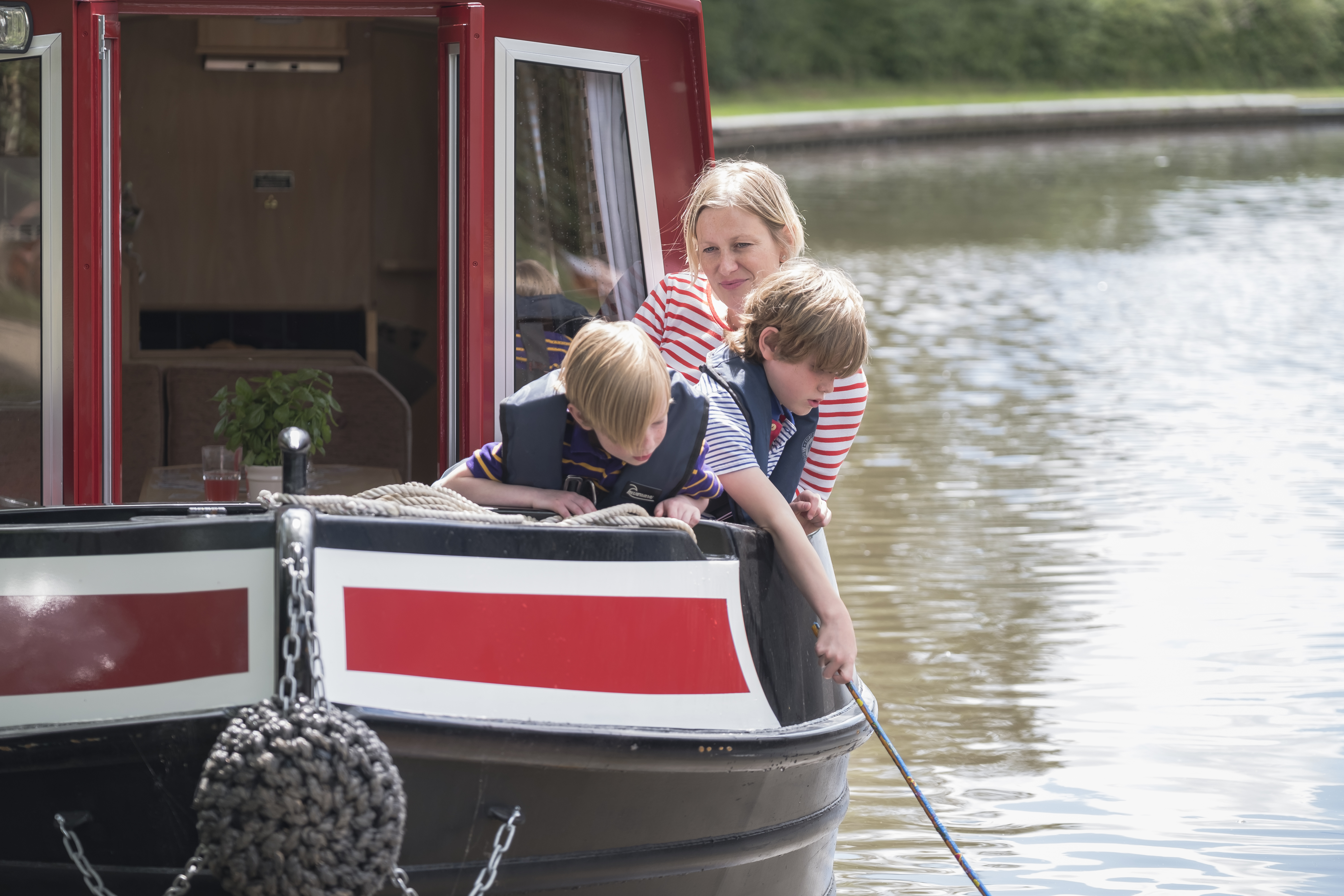 Falkirk (ABC Boat Hire)