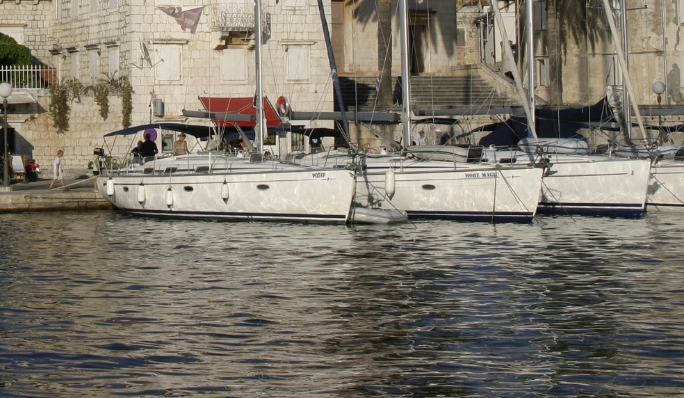 Göcek, Village Port (Pitter Yachtcharter)