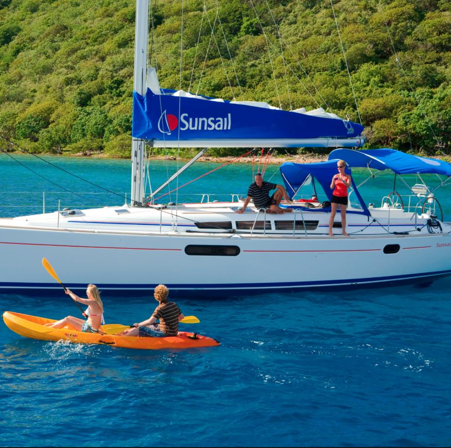 Rodney Bay, St Lucia (Sunsail)
