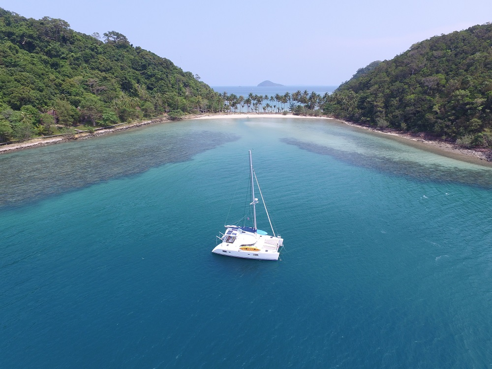 Koh Samui (Island Spirit Charters Thailand)