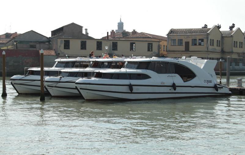 Precenicco ( Houseboat Holidays Italia)