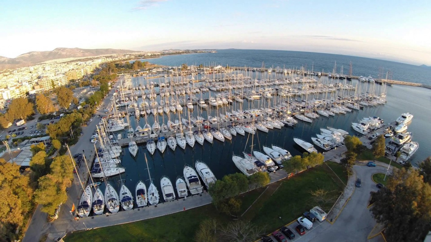 Aten - Alimos Marina (Hermes Yachting)