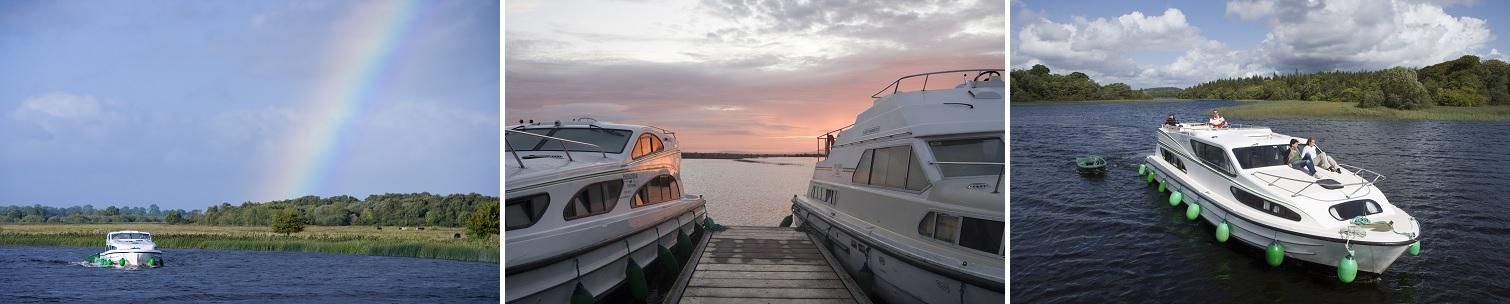 Kanalbåtar i Irland