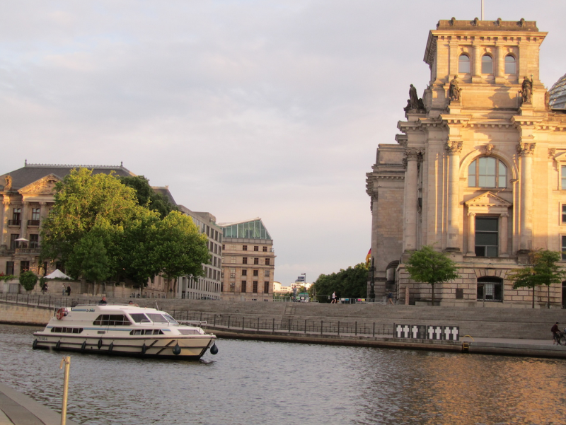 Berlin Boat