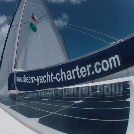 Antigua, Jolly harbour (Dream Yacht Charter)