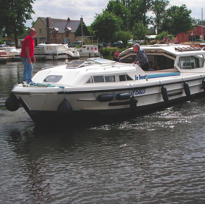 Tannay (Le Boat)