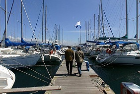 Aten - Alimos Marina (Aegean Cruises)