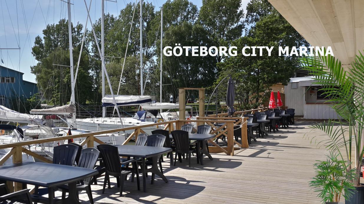 Göteborg City Marina (Yachtcharter Sweden)